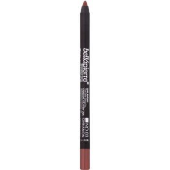 BelláPierre Gel Lip Liner crayon gel waterproof lèvres teinte No.03 Cinnamon 1,8 g