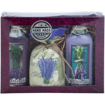 Bohemia Gifts & Cosmetics Lavender coffret cosmétique I.