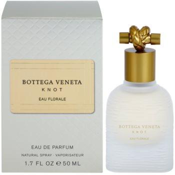 Bottega Veneta Knot Eau Florale eau de parfum pour femme 50 ml