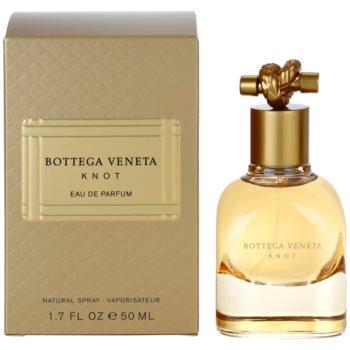 Bottega Veneta Knot eau de parfum pour femme 50 ml