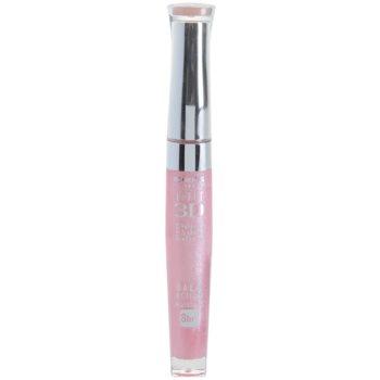 Bourjois 3D Effet Gloss brillant à lèvres teinte 29 Rose Charismatic (Lip Gloss Volume & Shine) 5,7 ml