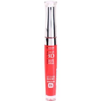 Bourjois 3D Effet Gloss brillant à lèvres teinte 056 Rose Dynamic (Lip Gloss Volume & Shine) 5,7 ml
