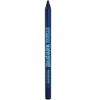 Bourjois Contour Clubbing crayon yeux waterproof teinte 56 Blue It Yourself 1,2 g