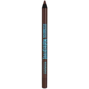 Bourjois Contour Clubbing crayon yeux waterproof teinte 57 Up and Brown 1,2 g