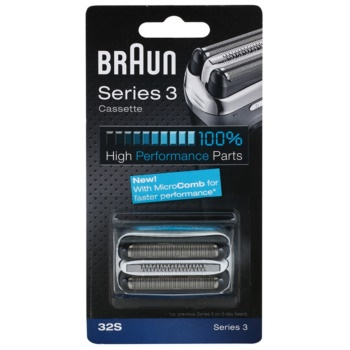 Braun CombiPack Series3 32S lame de rasoir (Compatible with Series 3)