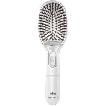Braun Satin Hair 7 Iontec BR750 brosse à cheveux (Natural Bristles for Fine to Medium Hair)