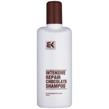 Brazil Keratin Chocolate shampoing pour cheveux abîmés (Shampoo) 300 ml