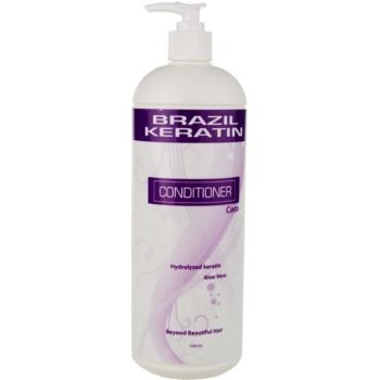 Brazil Keratin Coco après-shampoing pour cheveux abîmés (Conditioner) 1000 ml