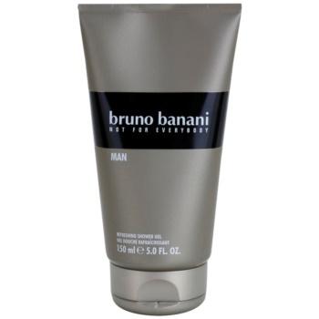 Bruno Banani Bruno Banani Man gel douche pour homme 150 ml