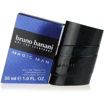 Bruno Banani Magic Man eau de toilette pour homme 30 ml