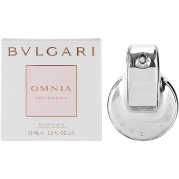 Bvlgari Omnia Crystalline eau de toilette pour femme 65 ml