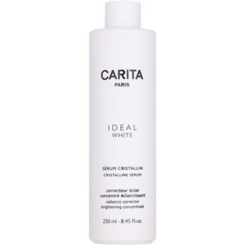 Carita Ideal White sérum visage anti-signes de vieillissement anti-taches pigmentaires (Crystalline Serum) 250 ml