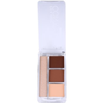 Catrice Eye & Brow palette contouring yeux et sourcils teinte 020 But First, Hot Coffee! 9,5 g