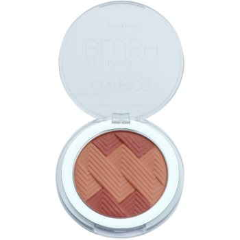 Catrice Illuminating blush et enlumineur 010 (I Am Nuts About You) 7 g