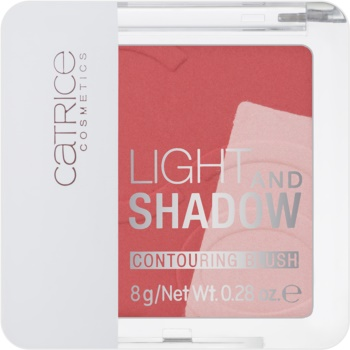 Catrice Light & Shadow blush contouring teinte 030 Rose Propose 8 g
