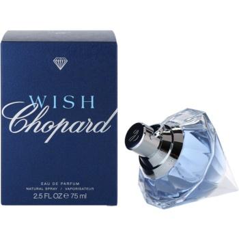 Chopard Wish eau de parfum pour femme 75 ml