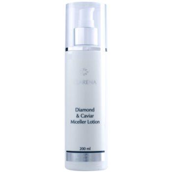 Clarena Diamond & Meteorite Line eau micellaire 200 ml