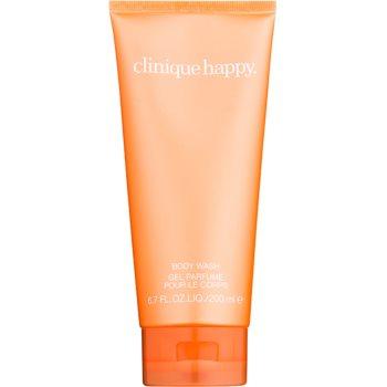 Clinique Happy gel douche pour femme 200 ml