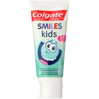 Colgate Smiles Kids dentifrice pour enfants saveur Mild Mint (3-5 Years) 50 ml