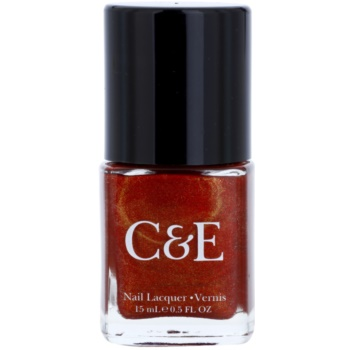 Crabtree & Evelyn Nail Care vernis à ongles teinte (Tomato) 15 ml