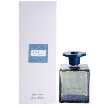 Culti Heritage Blue Arabesque diffuseur d'huiles essentielles avec recharge 1000 ml  (Aramara)