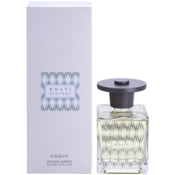 Culti Heritage Clear Wave diffuseur d'huiles essentielles avec recharge 500 ml petit emballage (Aqqua)