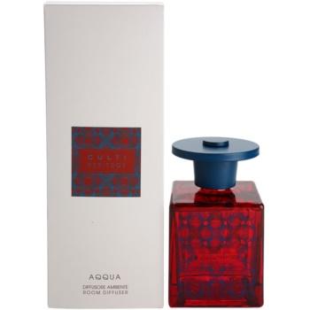 Culti Heritage Red Echo diffuseur d'huiles essentielles avec recharge 500 ml petit emballage (Aqqua)