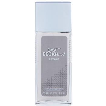 David Beckham Beyond déodorant avec vaporisateur pour homme 75 ml
