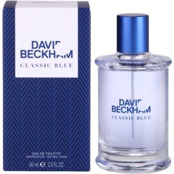 David Beckham Classic Blue eau de toilette pour homme 60 ml