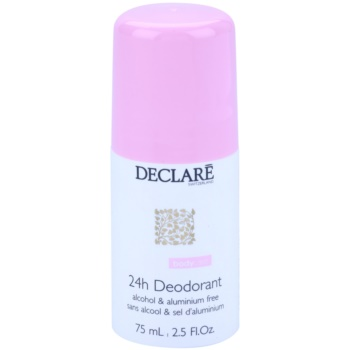 Declaré Body Care déodorant roll-on 24h (Allcohol & Aluminium Free) 75 ml