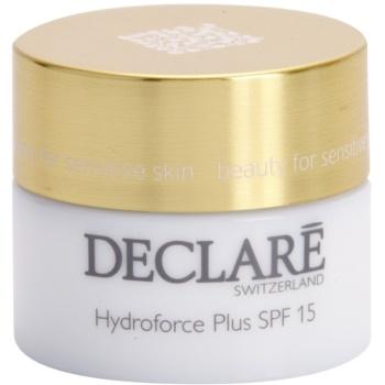 Declaré Hydro Balance crème hydratante visage SPF 15 (Hydroforce Plus) 50 ml