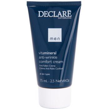 Declaré Men Vita Mineral crème fortifiante anti-rides (Anti-Wrinkle Comfort Cream) 75 ml