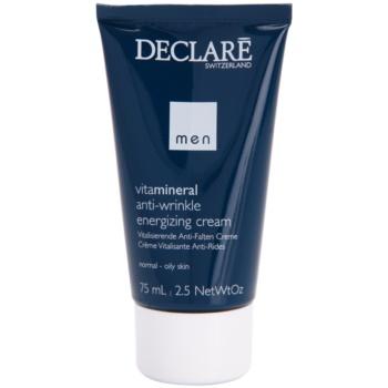 Declaré Men Vita Mineral crème anti-rides pour peaux normales à grasses (Anti-Wrinkle Energizing Cream) 75 ml