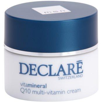 Declaré Men Vita Mineral crème nourrissante multivitaminée  Q10 50 ml