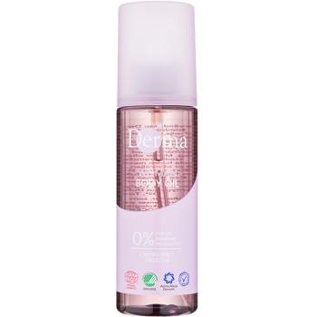 Derma Woman huile corporelle (Hypoallergenic) 145 ml