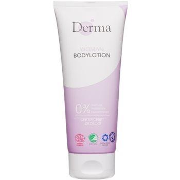 Derma Woman lait corporel (Hypoallergenic) 200 ml