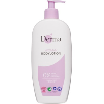 Derma Woman lait corporel (Hypoallergenic) 500 ml