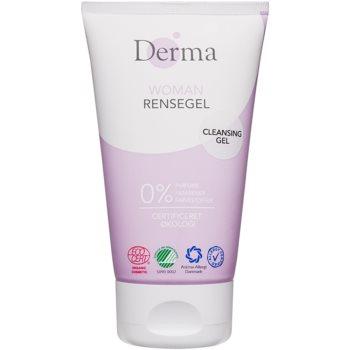 Derma Woman gel nettoyant (Hypoallergenic) 150 ml