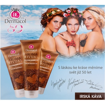 Dermacol Aroma Ritual coffret cosmétique XVI.