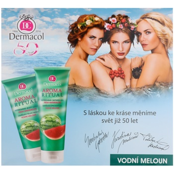Dermacol Aroma Ritual coffret cosmétique VII.