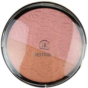 Dermacol Duo Blusher blush teinte 01 8,5 g