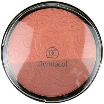 Dermacol Duo Blusher blush teinte 02 8,5 g