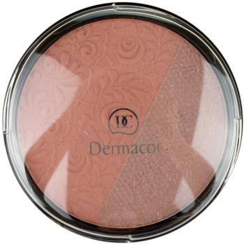 Dermacol Duo Blusher blush teinte 03 8,5 g