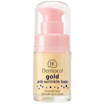 Dermacol Gold base anti-rides (Anti-wrinkle Base) 15 ml