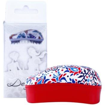 Dessata Original Mini Prints brosse à cheveux Majolica