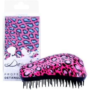 Dessata Original Prints brosse à cheveux Leopard