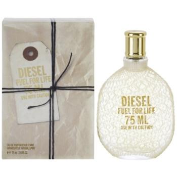 Diesel Fuel for Life Femme eau de parfum pour femme 75 ml