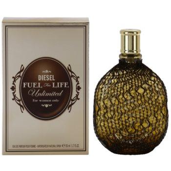 Diesel Fuel for Life Femme Unlimited eau de parfum pour femme 50 ml