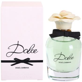 Dolce & Gabbana Dolce eau de parfum pour femme 50 ml