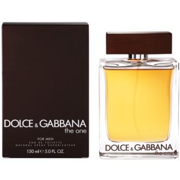 Dolce & Gabbana The One for Men eau de toilette pour homme 150 ml